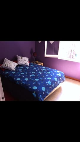 Nice and comfortable room in Sant Andreu - Barcelona - Appartement