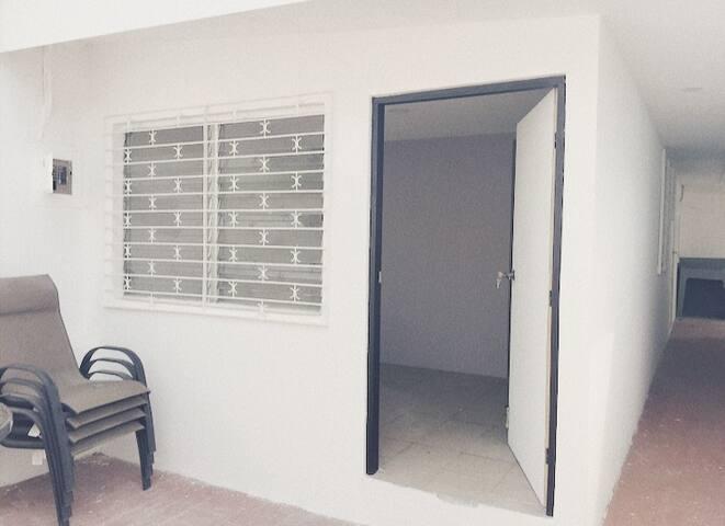 Bonito y pequeño apartamento