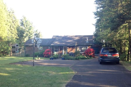 Country Charm in Town - Corvallis