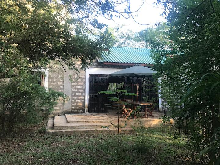 Kivu House-  3 bedroom house with beautiful garden