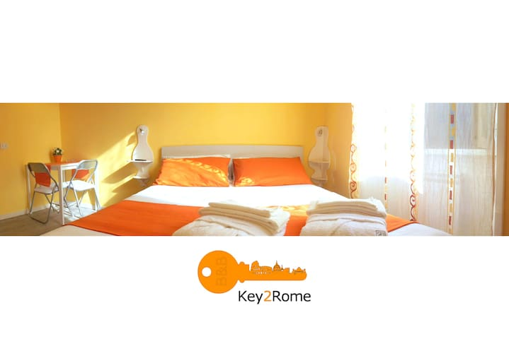 St. Peter B&B Key2Rome - Roma - Bed & Breakfast