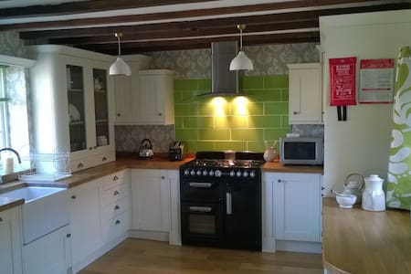 Quirky canal side cottage in Yorkshire - Driffield - Huis