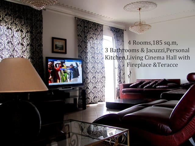 Superior Luxury Residence Silver Coast 10-16Guests - Arnal - Villa