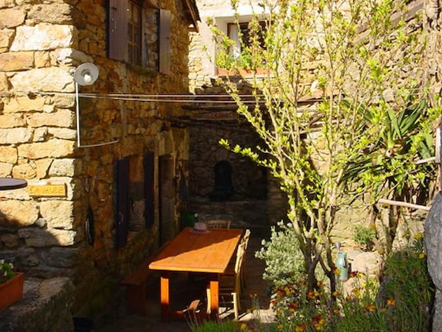 Jolie Petite Maison Cévenole Ardèche - Beaumont - House