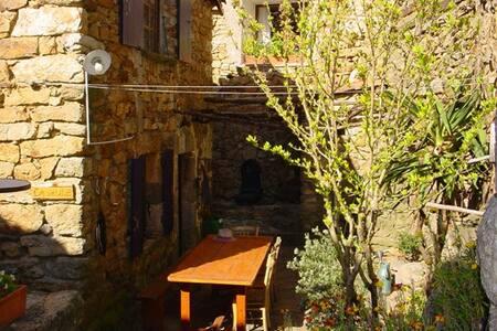 Jolie Petite Maison Cévenole Ardèche - Beaumont