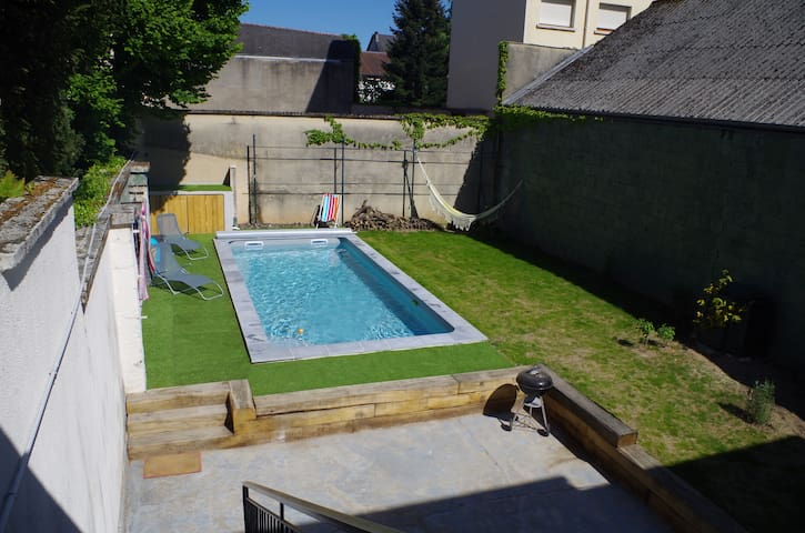 Appartement au c ur de brive avec piscine h user zur for Piscine brive