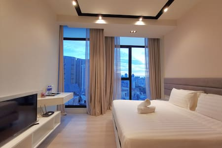 ❀Expressionz-Studio-King-Apartment-With-KLCC-View❀