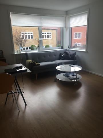 Hyggelig lejlighed tæt på centrum. - Frederikshavn - Apartament