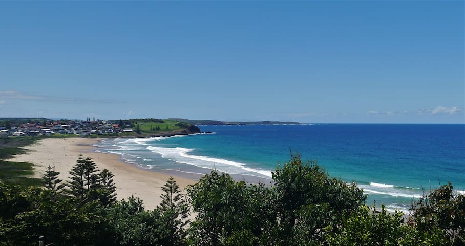 Beach Cliff Escape - Kiama