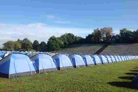 Tent for 3 for Oktoberfest visit - München - Tent