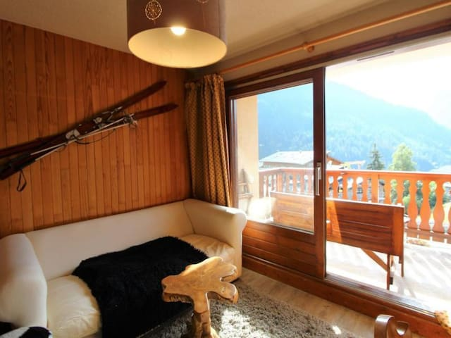CHAMPAGNY - 4 pers, 27 m2, 2/1