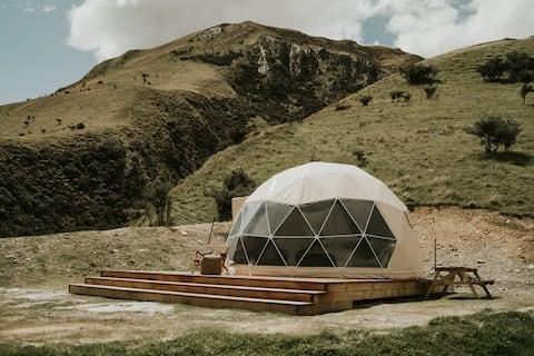 Seffers dome, private