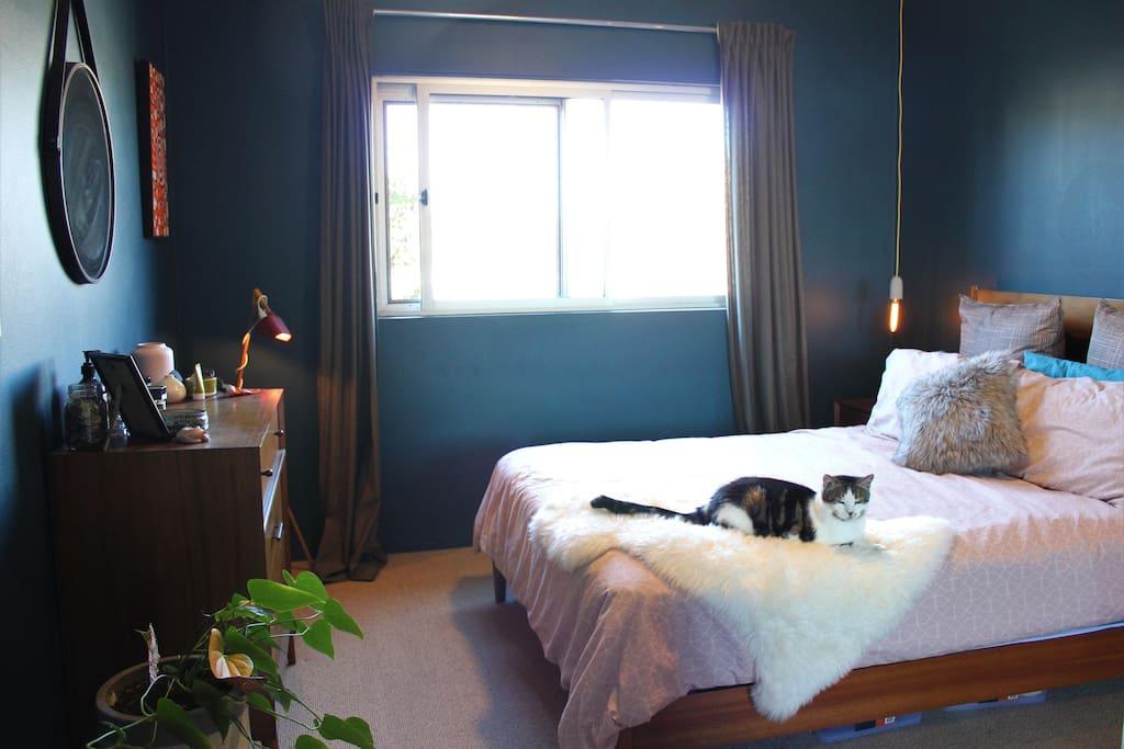 The Main Bedroom