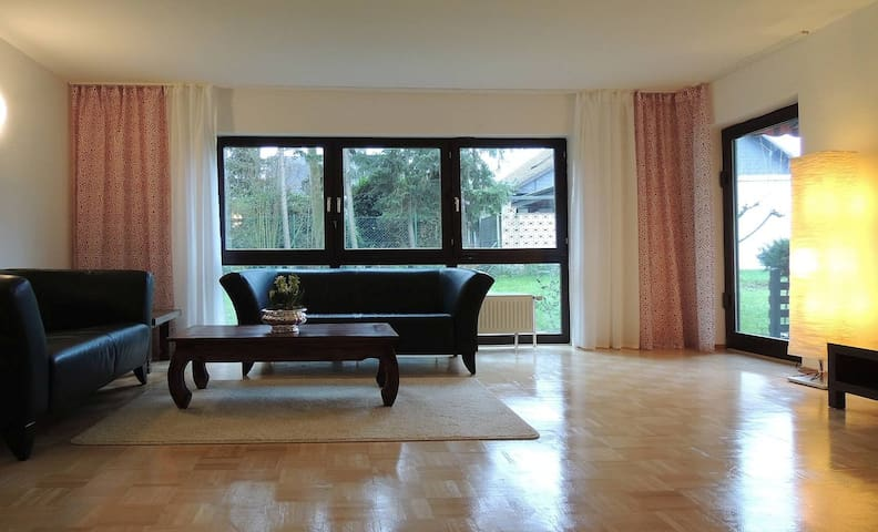 Charming Apartment in Bad Soden