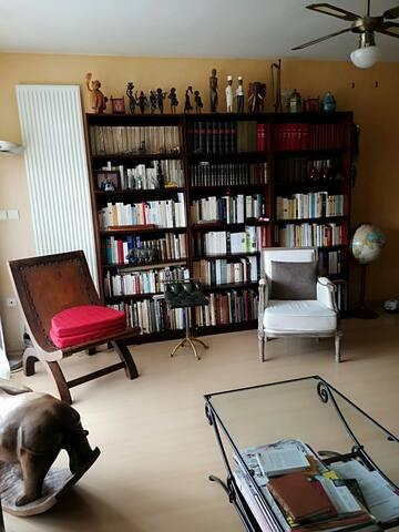 Magnifique appartement  70m2, vue sur La Basse
