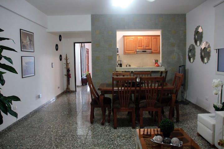 Beautiful apartment near the Malecon