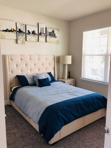 Brand New Home by Airport