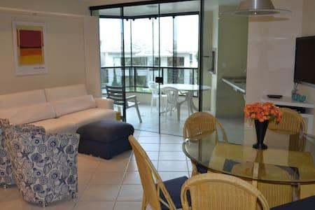 Apto Incrível c/ 3 suítes em Jurerê Internacional - Florianópolis - Apartment
