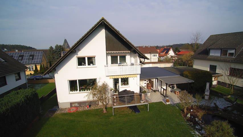 Hochwertige Wohnung in der Nähe von Baunatal
