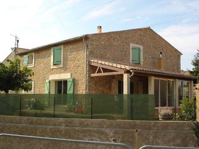 maison vigneronne proche de Carcassonne - Aigues-Vives - Ev