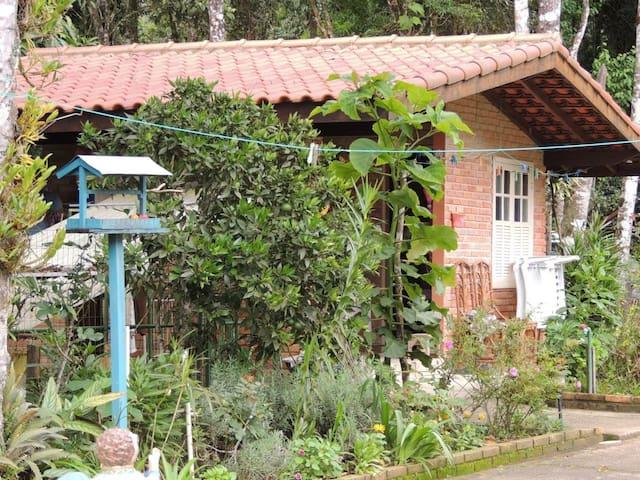 Um canto lindo para fotografar aves e descansar! - Itatiaia - House