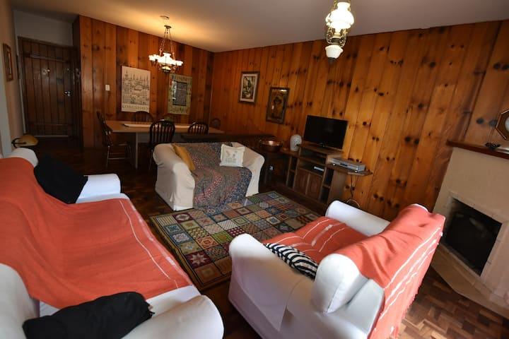 Apartamento para até 7 pessoas