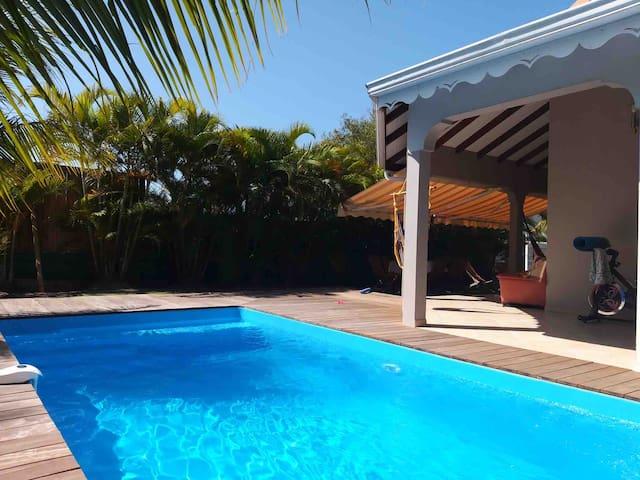 Villa ILONA, De la Montagne à la Mer des Caraïbes