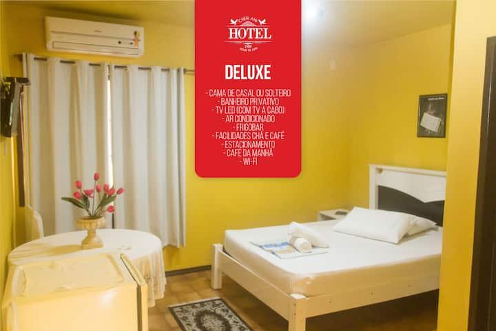 Apartamento Deluxe em Hotel em Joinville
