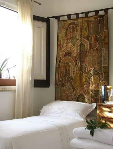CAMERA IN SALENTO CON BAGNO IND. 15 KM DAL MARE - Martignano - Apartment