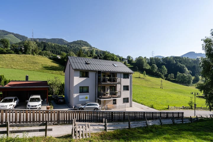 Spacious Apartment in Sankt Georgen with Balcony