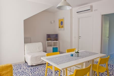Il Turchino, appartamento Rosa - Marina di San Vito