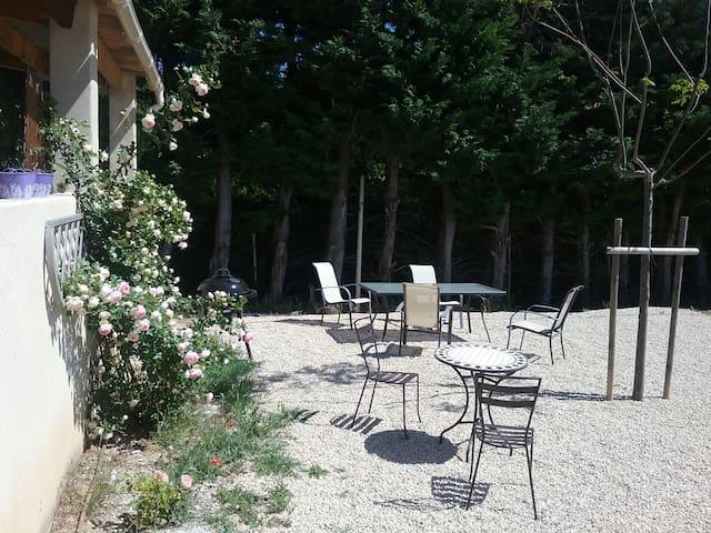 La petite maison en Provence - Puyvert - Casa
