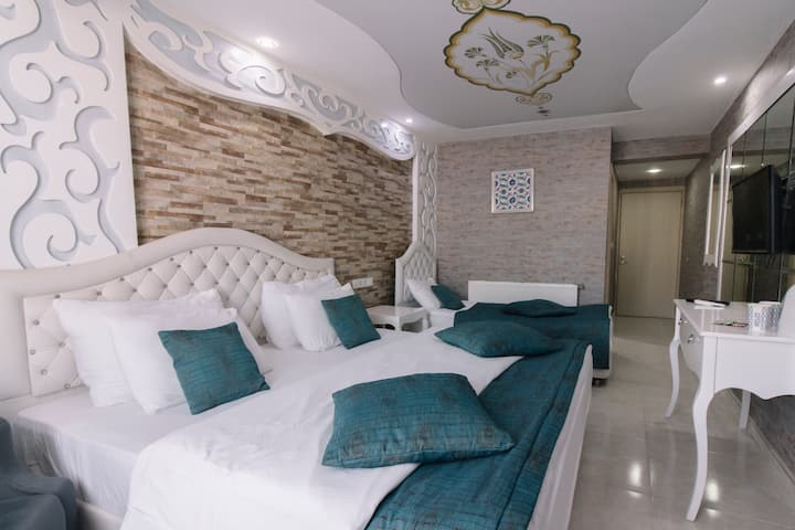 MELROSE VİEWPOİNT HOTEL TRİPLE