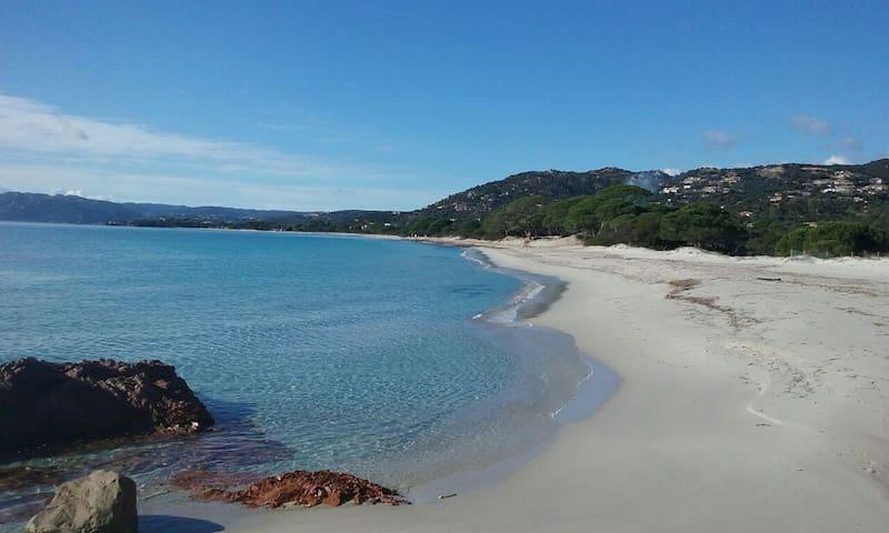 VILLA 4PERS CLIMATISEE PLAGE DE PALOMBAGGIA - Porto-Vecchio - Vila