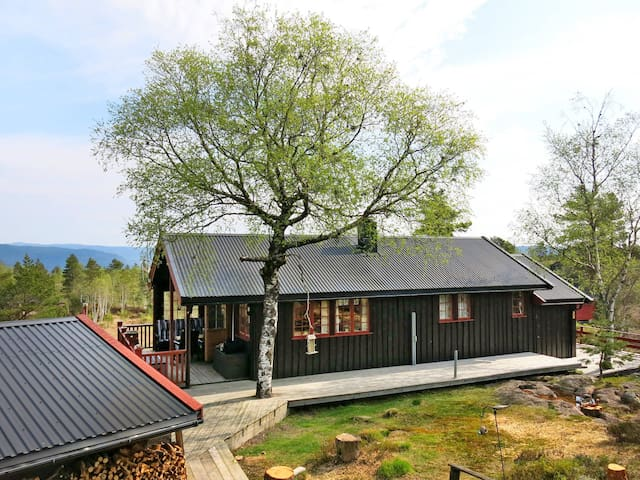 Holiday home Evje for 6 persons