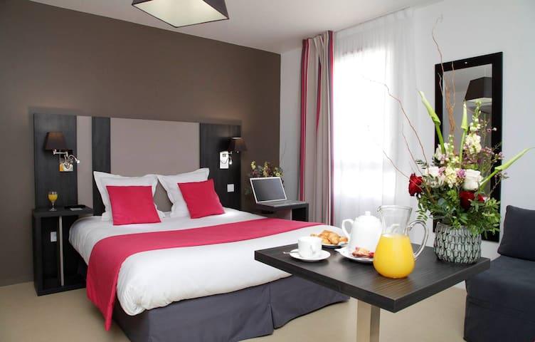 Appart'hôtel Rennes Lorgeril Studio 2per