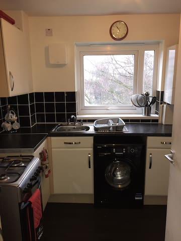 Comfortable 1 Bedroom Apartment near City Centre - Birmingham - Apartamento