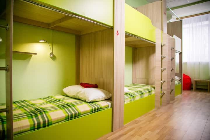 Спальное место в MATRESHKI HOSTEL