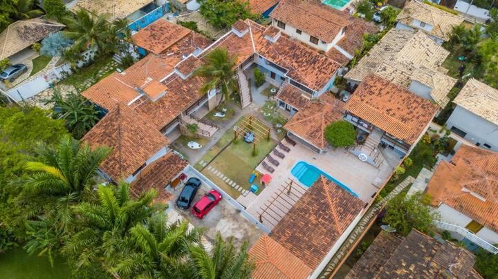 Quarto Beliche - Porto da Barra