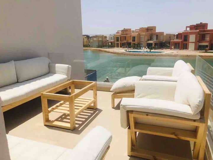 4 bedrooms villa in Tawila Island 2 el gouna