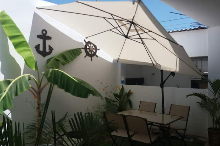 Hab. Doble - Palmeras House - Paracas