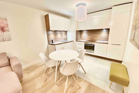 Great new apart Chablais Parc 10 min Geneva center