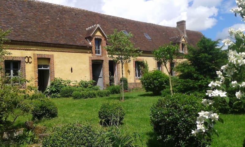 Belle maison de campagne, située à