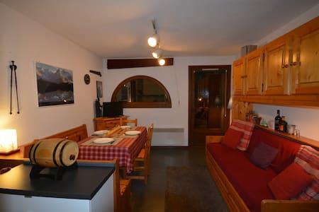 Appartement pour 5 personnes au centre du village - Morillon