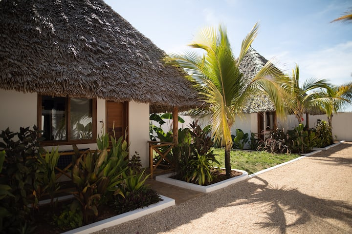 Aluna Nungwi - Garden Cottage