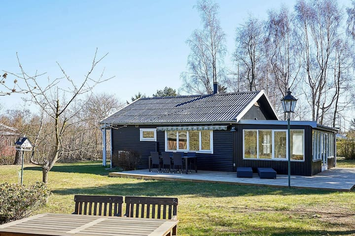 Peaceful Holiday Home in Bornholm With Terrace