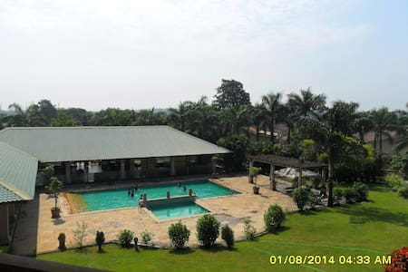 Palm village ,The resort - Thane - Bungalow