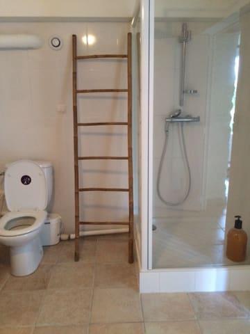 salle de bain neuve (janvier 2016)