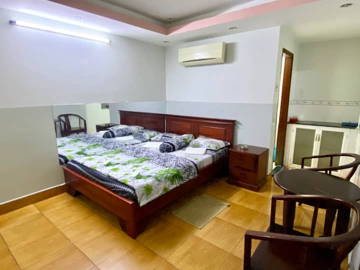 Double Room at Thanh Son Hotel