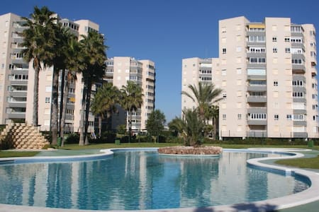 1 Bedroom Apts in Alicante - Alicante
